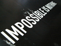 Impossible is nothing - adidas photo