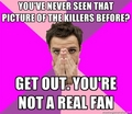 Irrational Killers fan meme - the-killers fan art