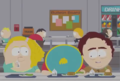 Is this a head desk, head table or head food? - eric-cartman screencap