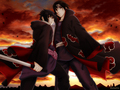 Itachi and Sasuke - itachi-uchiha photo