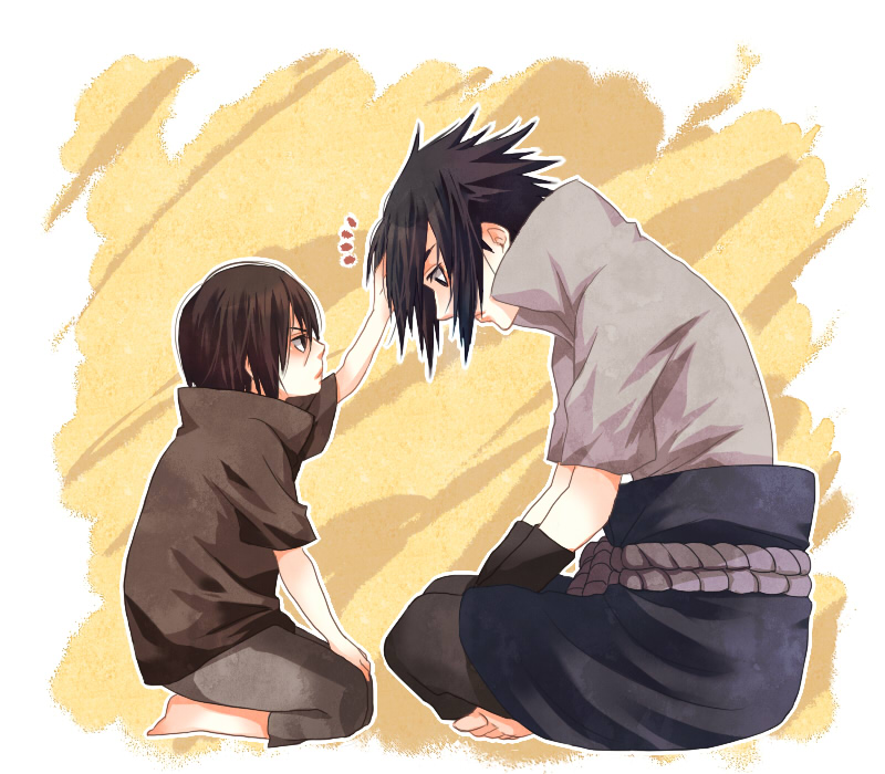 sweet couple sasuke uchiha - photo #42