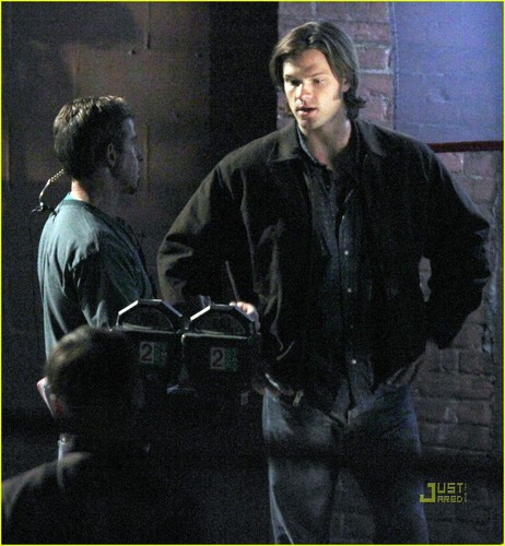 J2 'Supernatural' Night Shoot!
