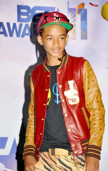 Jaden at Bet Awards 2011