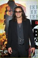 Jason Momoa: 'Conan the Barbarian' London Premiere!