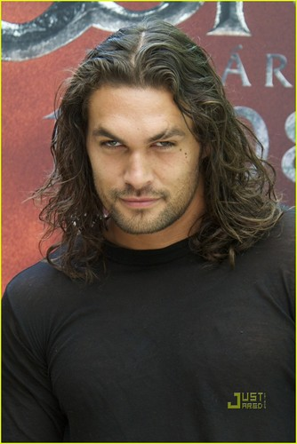Jason Momoa: 'Conan the Barbarian' 사진 Call in Madrid!