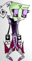 Jel. - invader-zim-roleplaying fan art