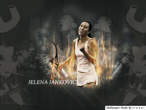Jelena Jankovic achtergronden