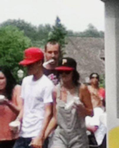 Jelena at Hersey park ♥