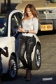Jennifer - Fiat 500 Commercial - Set - August 22, 2011