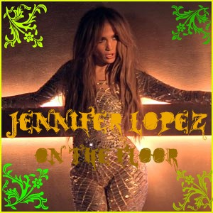 Jennifer Lopez On the floor