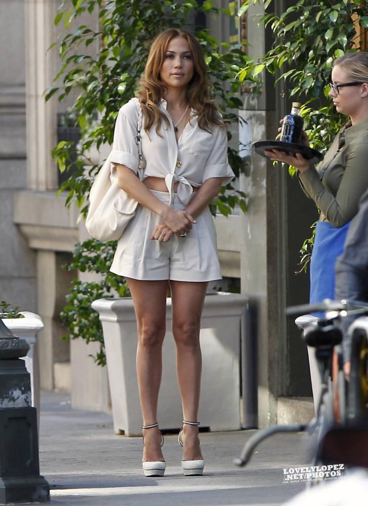 "Jennifer Lopez Jennifer - Music video set - ""Papi"" Video set - August ..."