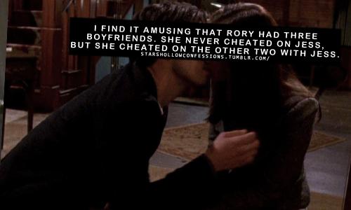 Jess Confessions :)