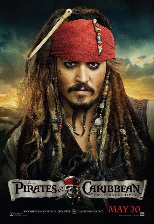 Johnny Depp movie post...