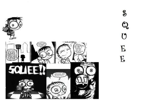 Johnny the Homicidal Maniac wallpaper