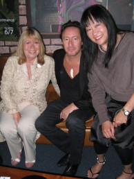 Julian, Cynthia and May