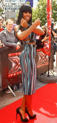 July 7 - The X Factor Auditions in লন্ডন