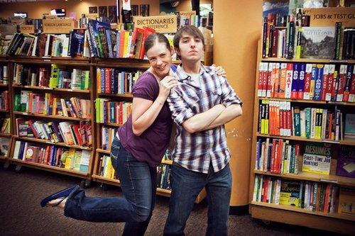 Kaleb and Aprilynne পাইক