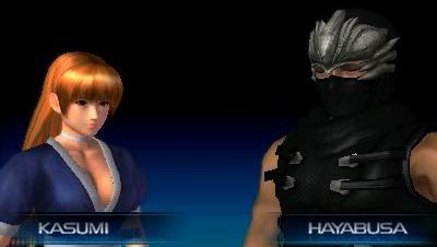 Kasumi and Ryu