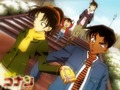 Kazuha and Heiji - detective-conan photo
