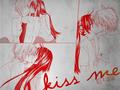 Kei x Hikari - special-a wallpaper