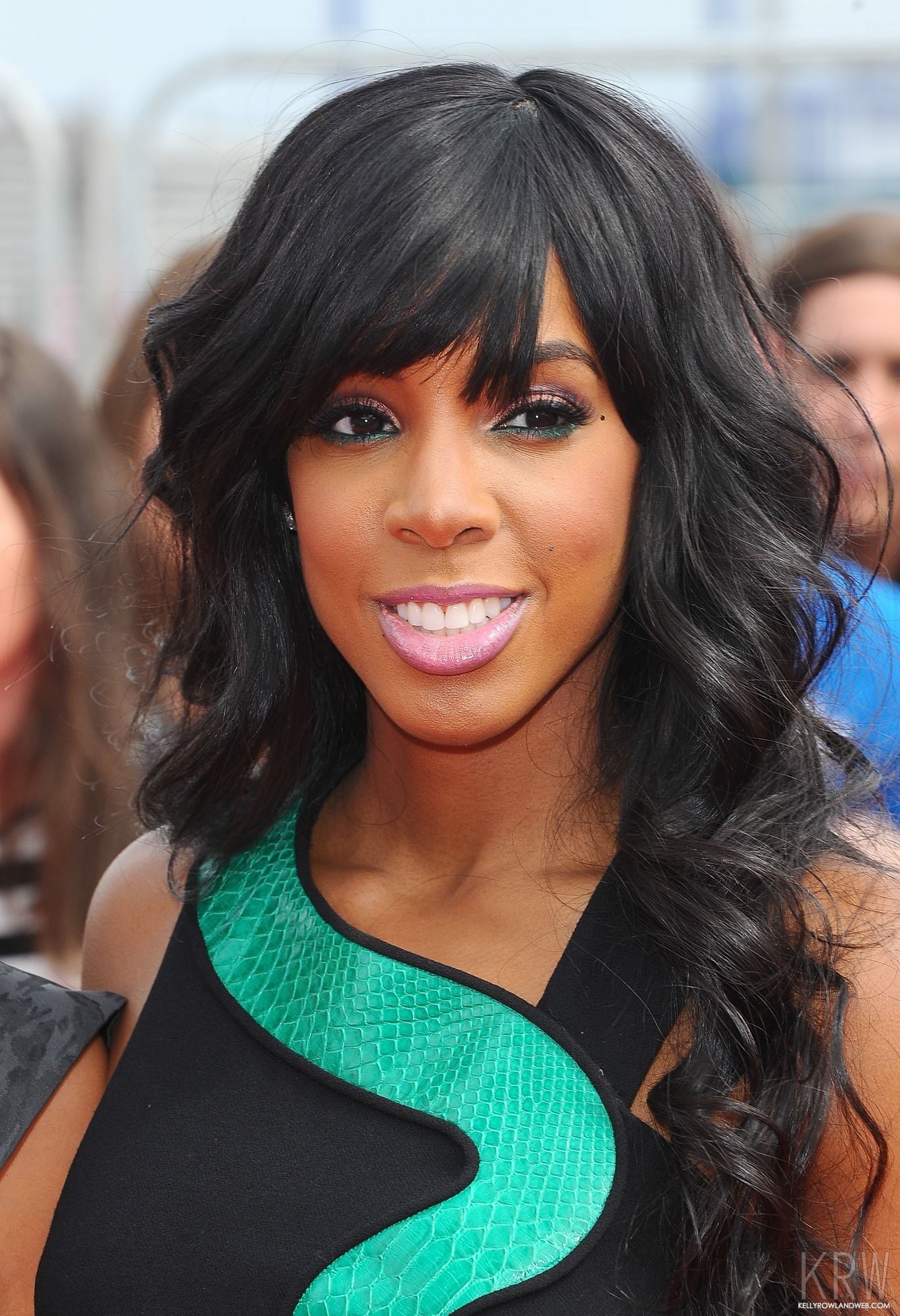 Kelly Rowland Hairstyles On X Factor