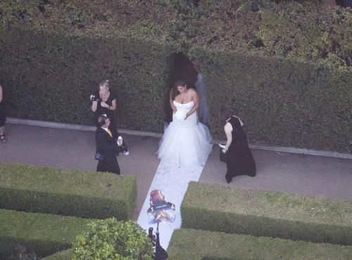 Kendall Jenner is Bridesmaid at Kim Kardashian's Wedding