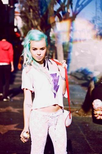 Kerli Photoshoot 2011