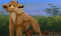 Kovu's mom - the-lion-king-2-simbas-pride photo