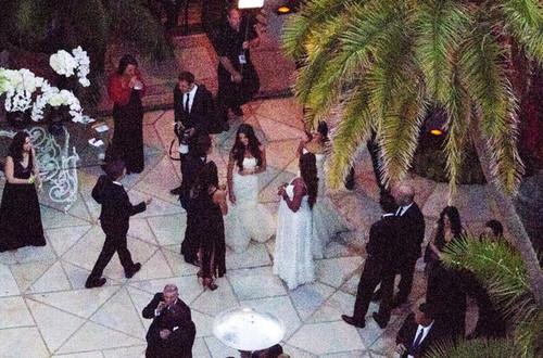 Kylie Jenner is Bridesmaid at Kim Kardashian's Wedding