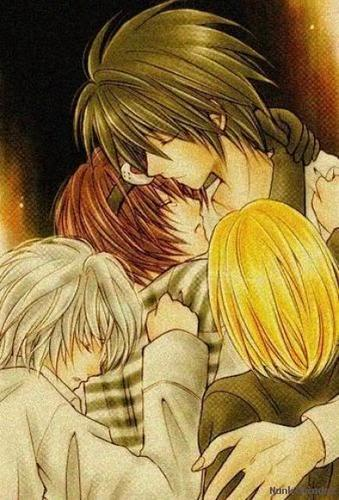 L, Mello, and Near