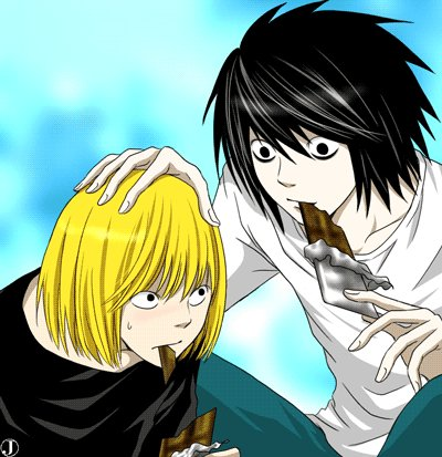 엘 and mello