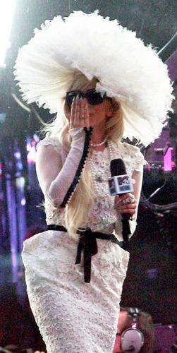 Lady Gaga @ MTV First in New York City
