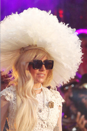 Lady Gaga @ mtv First in New York City