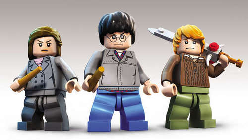 Lego Harry Potter Years 5-7 promo