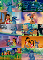 Lilo&Stitch - lilo-and-stitch fan art