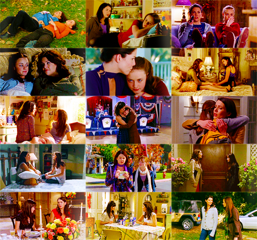 rory and lorelai gilmore relationship
