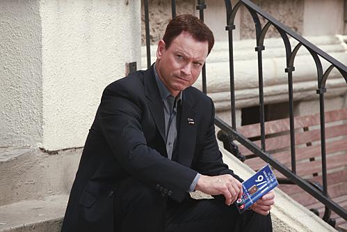 Mac Taylor (season 8)