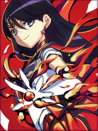 Sailor Mars(Raye) Hintergrund with Anime titled Mars