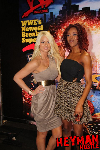 Maryse with Alice 狐, フォックス