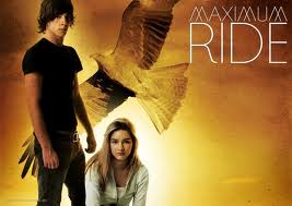 Maximum Ride 바탕화면 possibly containing a portrait called Max and Fang- saving the world