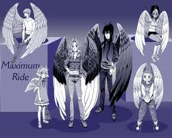 Maximum Ride- Flock