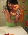 Me&a bear(:
