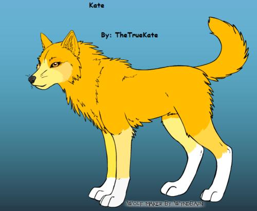 Me on wolfmaker