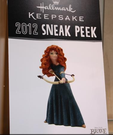 Merida official figurine!