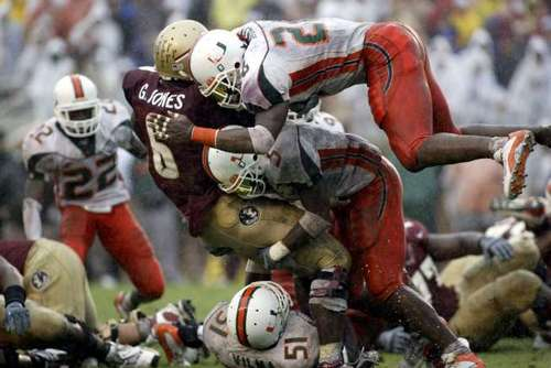 Miami U - miami-hurricanes Photo