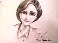 My drawing Picture ( Blair's Mom)