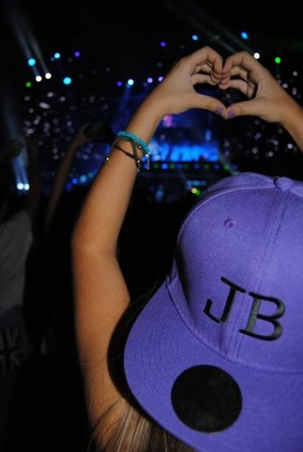 My inspiration, My life, My Justin Bieber ♥