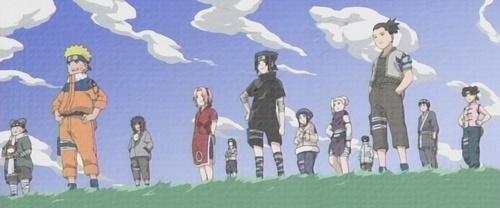 Naruto Teams