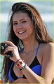 Nina Dobrev At The Beach :] - nina-dobrev photo