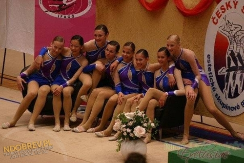 Nina @ Junior World Championships, Czech Republic [2005]